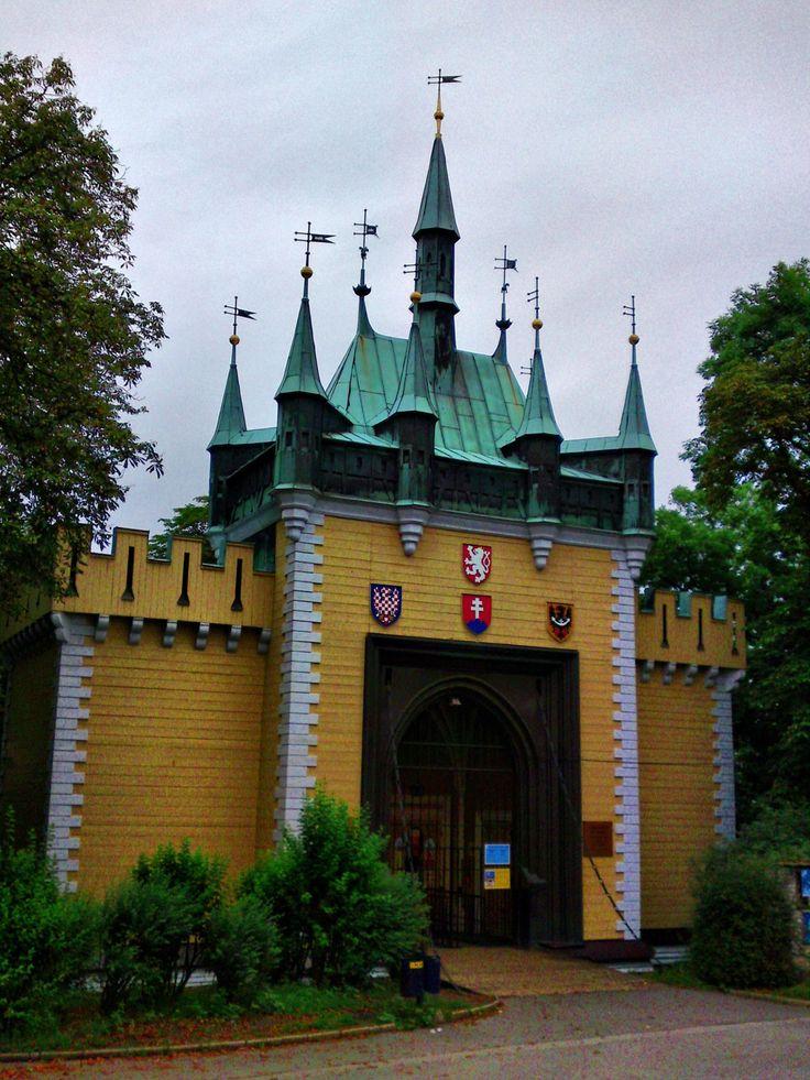 Pavilon českých turitů Petřín