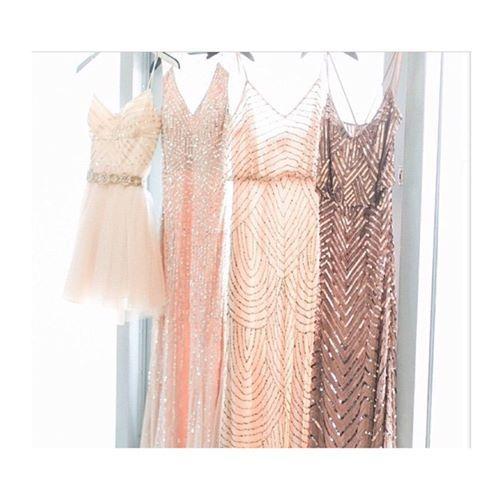 Bridesmaids idea dresses