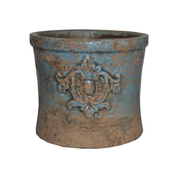 Keramik/Ton-Topf  (klein)