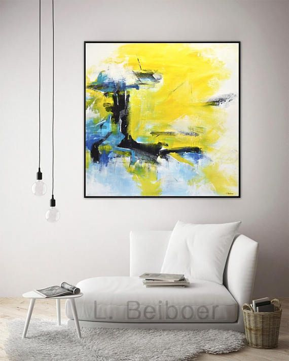 191 best L. Beiboer large original abstract paintings images on ...