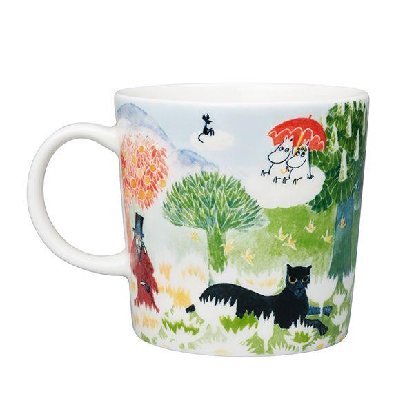 Arabia's Moomin mug Moominvalley