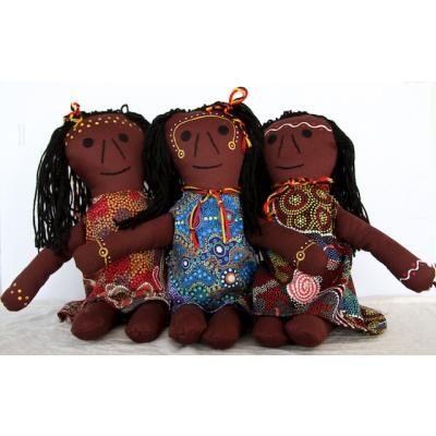 Aboriginal Doll | Aboriginal & TSI Dolls | Go Fair Trading