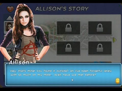 Mystery Epic - gameplay - Mystery Epic is a Facebook-based social game, hidden objects game, free to play on Facebook, from 6waves.