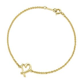 Return to Tiffany Bracelet. Happiness is in a Tiffany Blue Heart! So