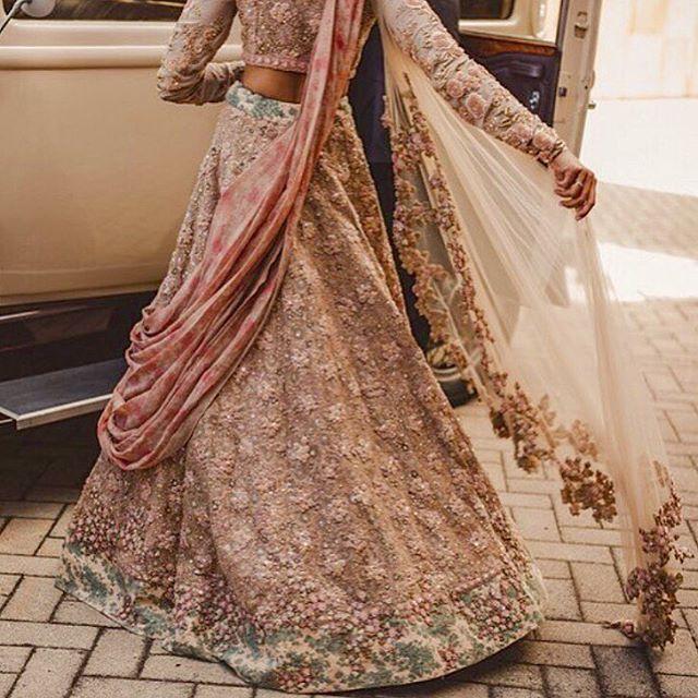 #Sabyasachi #SabyasachiBride #DreamWeddings #RealBride @neha_razak Neha @bridesofsabyasachi picture by @heather_liddell #NewZealand #TheWorldOfSabyasachi @paperandlace @craggyrange @louboutinworld @wedmegood