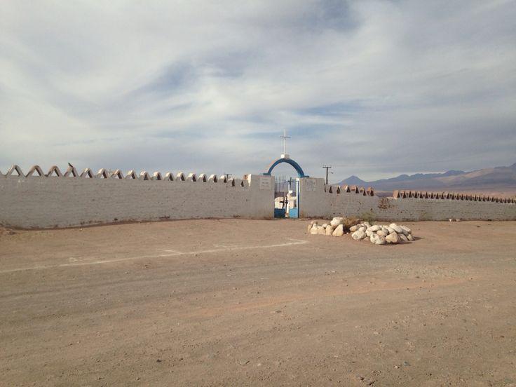 Cementario, San Pedro de Atacama