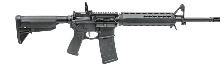 First Look at the Springfield Armory SAINT AR-15 Rifle, The new Springfield Armory SAINT has some classic AR-15 features along with some modern design elements.