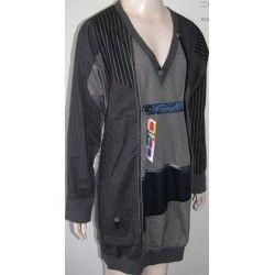Desigual dámské šaty - MURCIELAGO