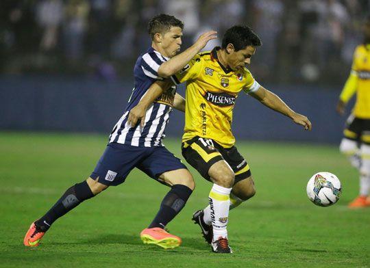 Ver Barcelona de Guayaquil vs Libertad hoy 03-03-2015, Formacion, Horarios y Canales