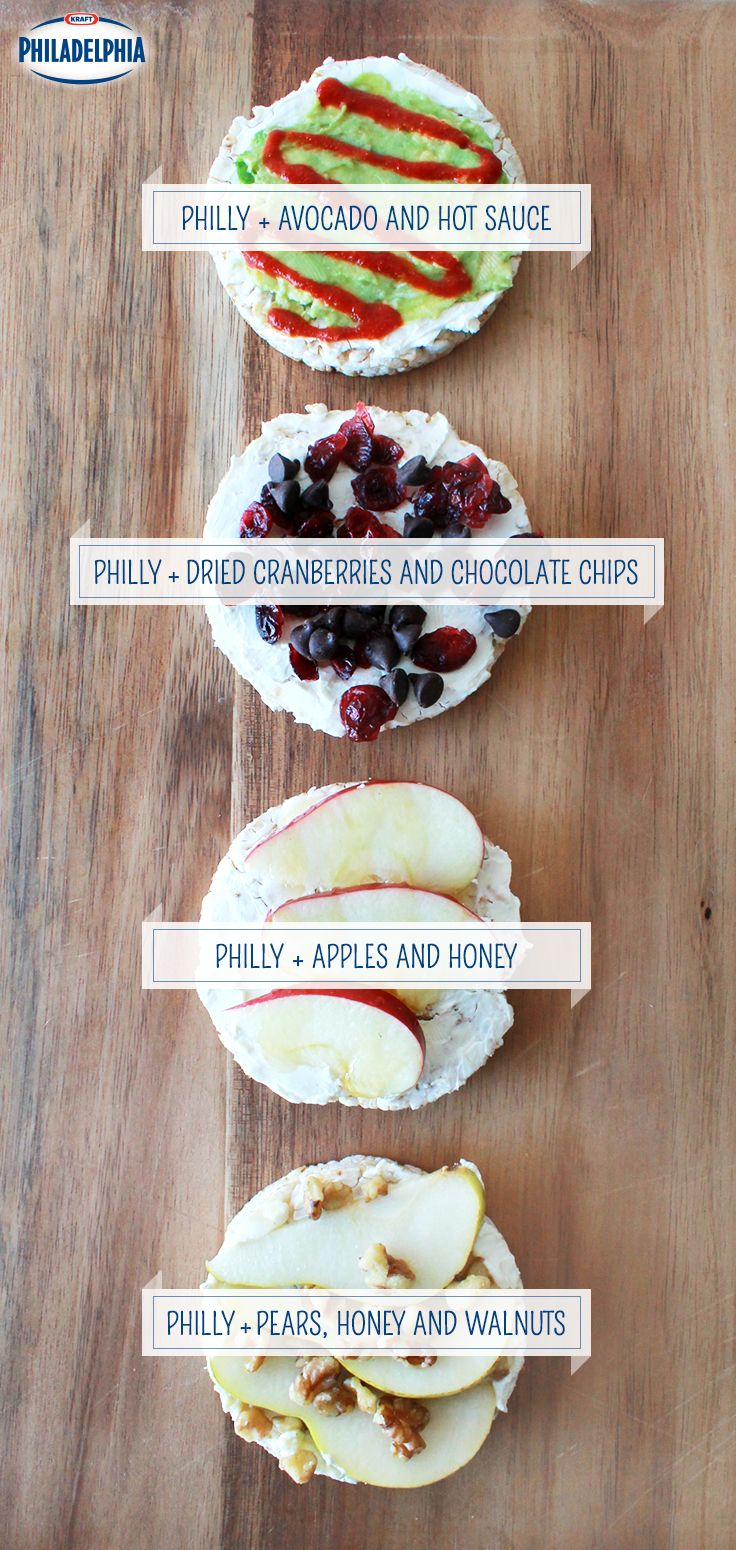 Need ideas for rice cake toppings? Liven up the classic snack with these delicious topping combinations.