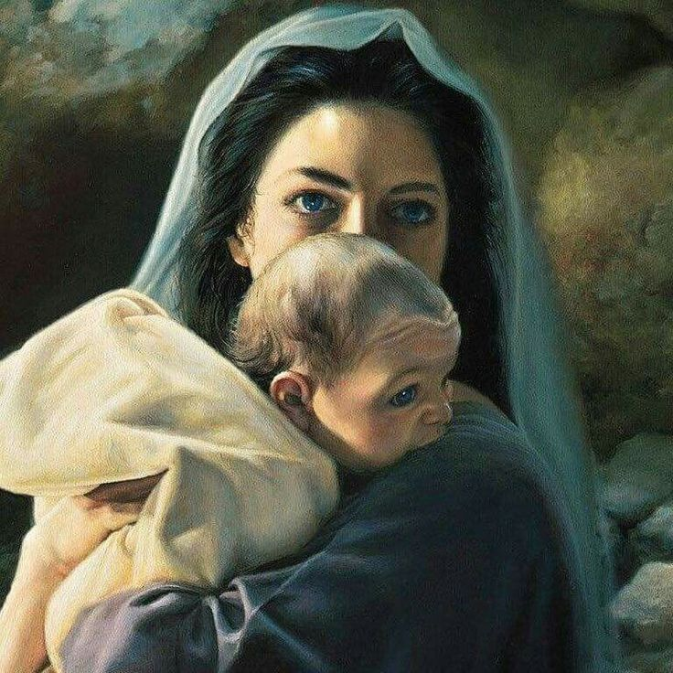 Pin by Lisa Zink on Christmas Jesus mother, Mary and