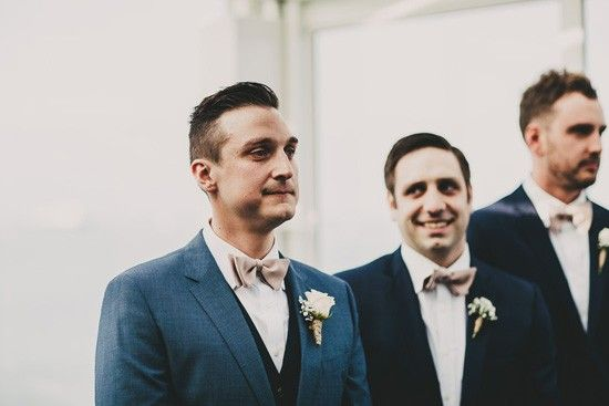 A nervous groom #groom #groomsmen #weddingday #ceremony #love #weddings #melbourne