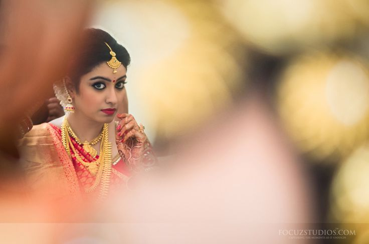 Ganesh Venkatram and Nisha Krishnan Wedding