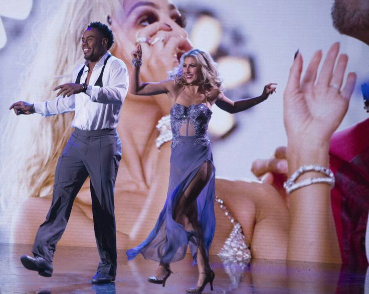 Rashad Jennings & Emma Slater   Dancing with the Stars ...