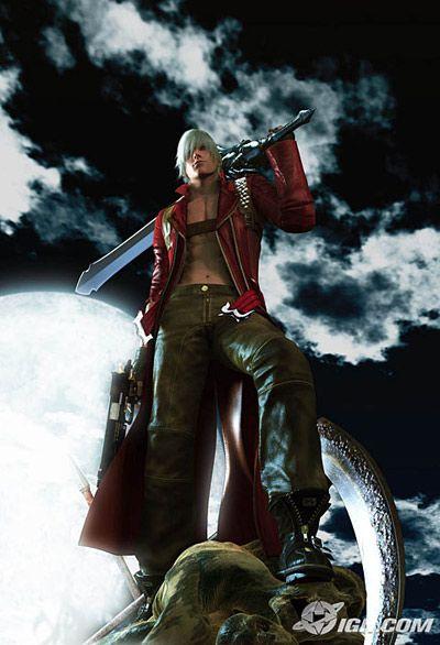 Dante (Devil May Cry 3)