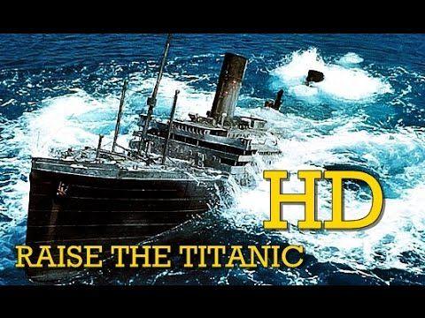 """Titanic is Raised!"" - Scene from ""Raise the Titanic"" - 1980 - YouTube"