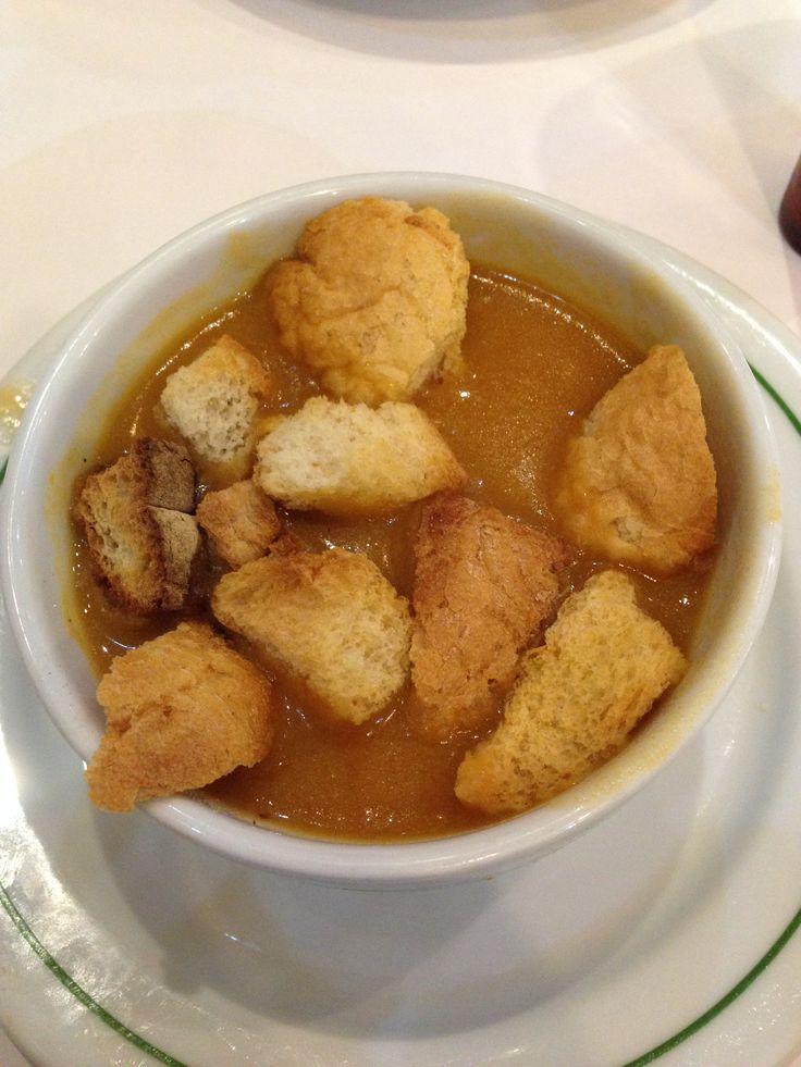 CERVEJARIA EDUARDO DAS CONQUILHAS (Parede - Lisboa) Sopa.