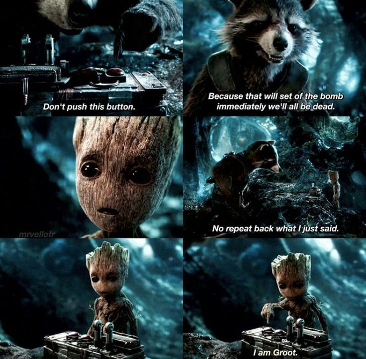 BABY GROOT IS THE MOST ADORABLE THING IVE EVER SEEN IN ALL MY LIFE