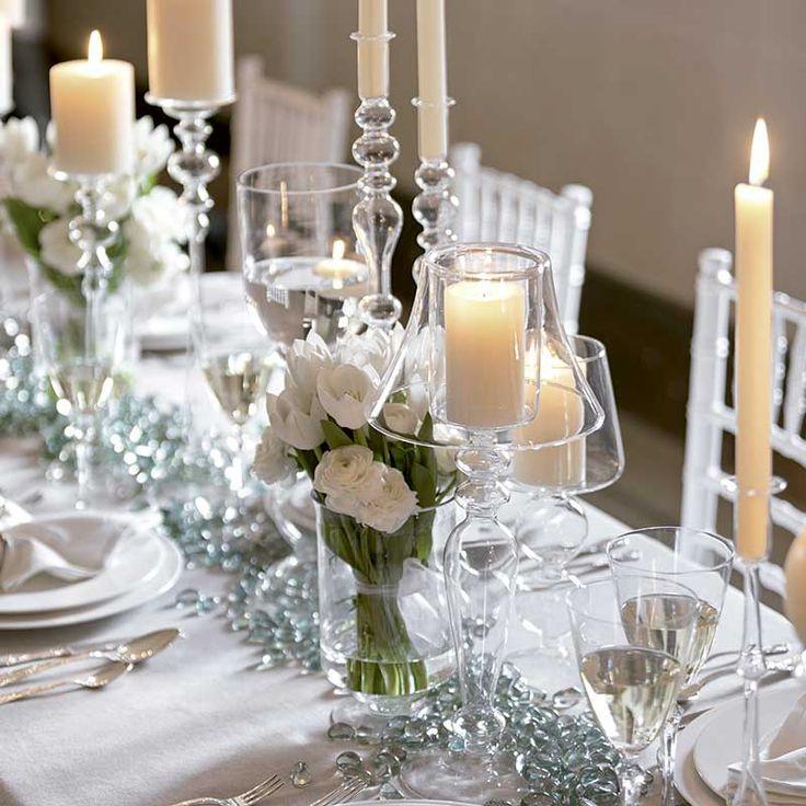38 mejores im genes sobre porta velas de cristal en pinterest mesas velas peque as y par s - Velas y portavelas ...