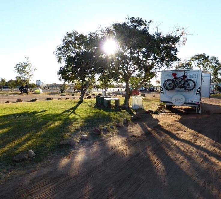 A beautiful afternoon at Renner Springs in the NT.  More photos & comments at http://ift.tt/2kyYXcv  #rennerspringscaravanpark #rennersprings #nt #sunset #outdoors #outback #caravan #roadtrip #relaxing #holiday