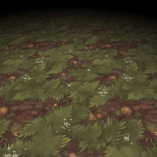 A set of hand painted, perfectly tileable nature floor tile textures! 5 Textures 512px by 512px TGA format