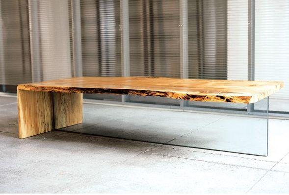 rough wood slab bar - Google Search