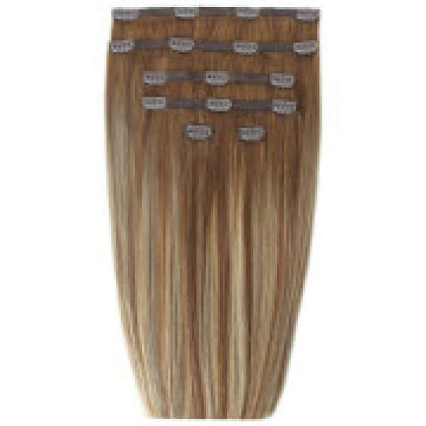 Beauty Works 18 Double Hair Set Clip In Extensions Biscuit Balayage 4 27 10 Beauty Works Hair Extensions Beauty Works Buy Hair Extensions