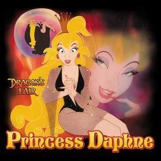 Princesse daphne porn