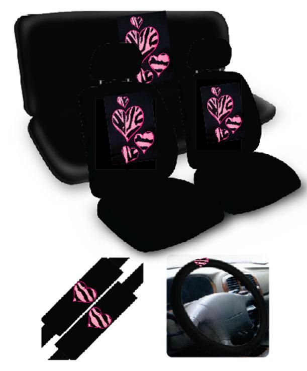 11 Piece Car Truck Seat Cover: I Think I Have Found The PERFECT Set For My Car. So In