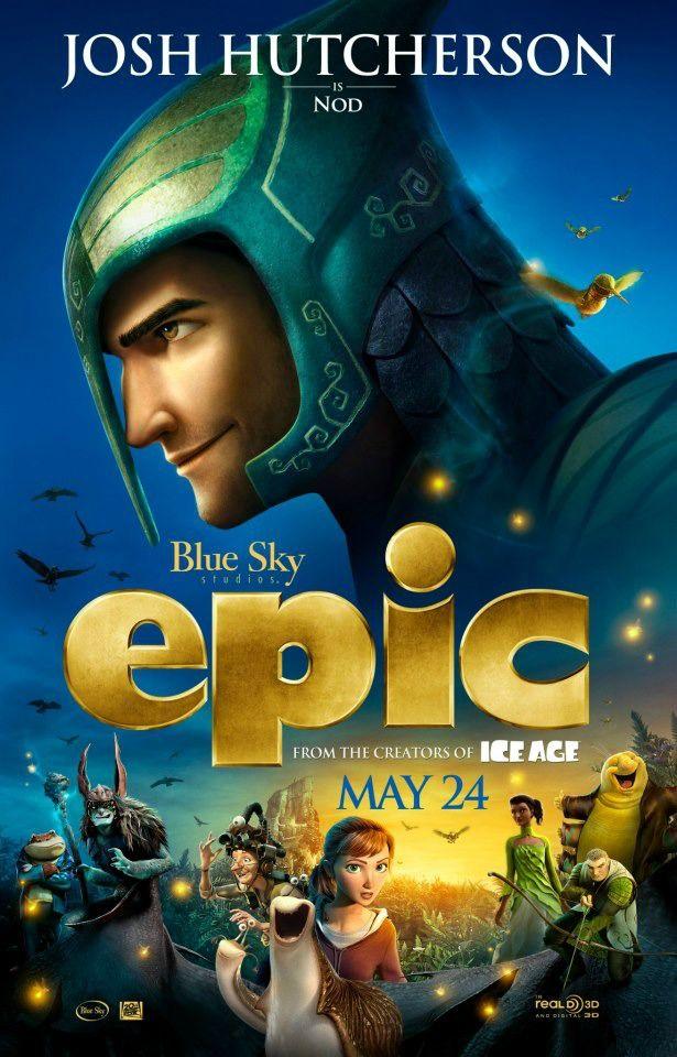 Epic Movie Blue Sky Nod