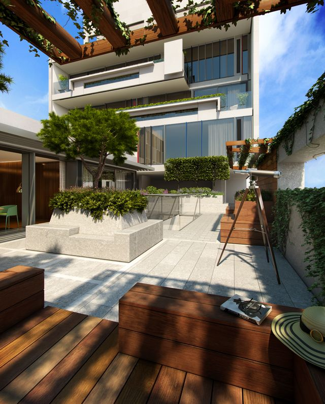 Rooftop Garden Designs For Small Spaces: 231 Best Gardens : Rooftop Images On Pinterest