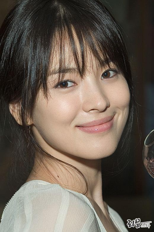 Song Hye Kyo - Natural