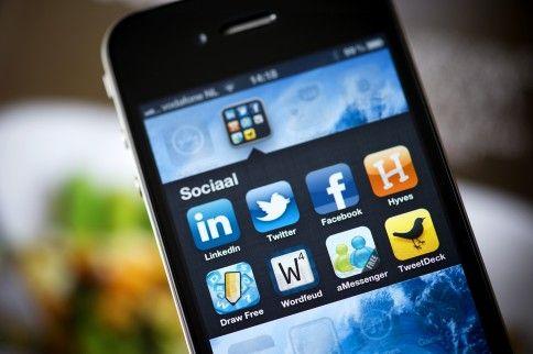 Slechts 8% van de werkzoekenden gebruikt sociale media om een baan te vinden.