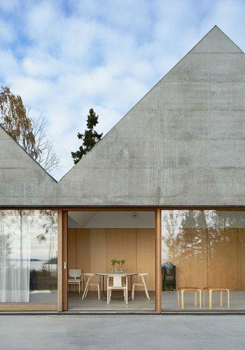 Tham & Videgård Arkitekter — Summerhouse Lagnö