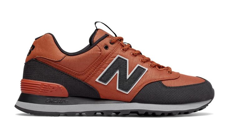 New Balance 574 Outdoor Escape - Marblehead With Black 10 Wide ...