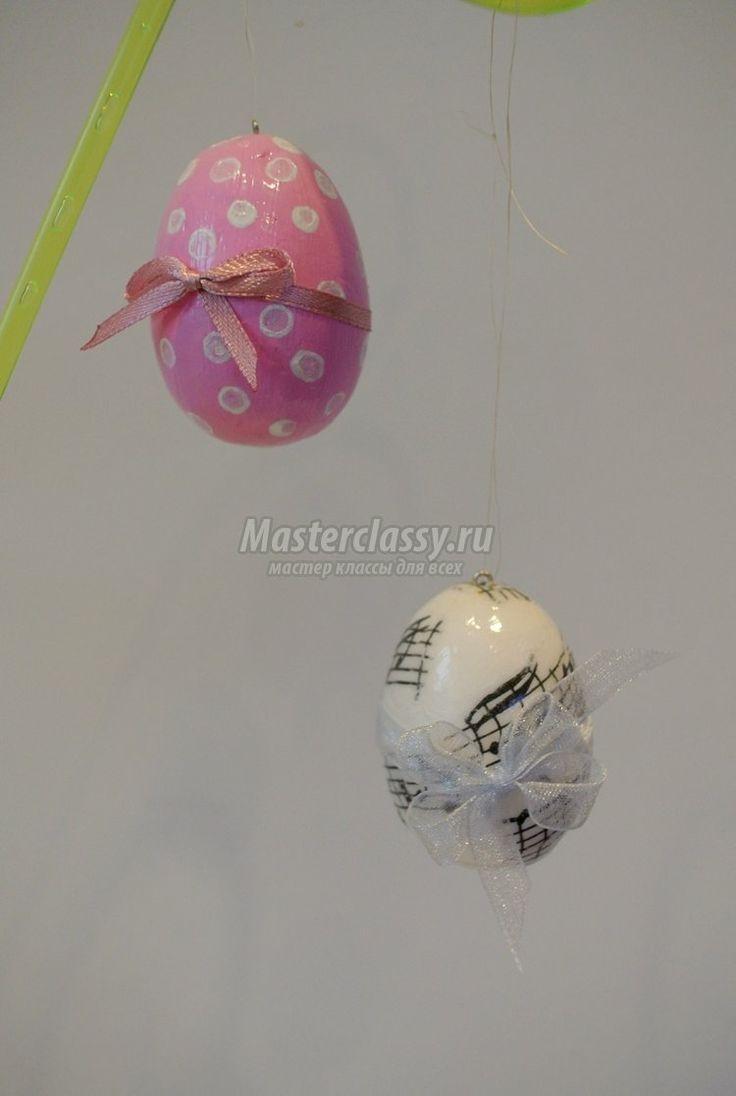 Ouă pictate de Paște