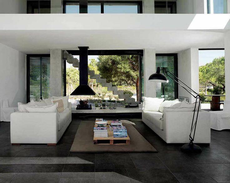 casa dolce casa / pietra mediterranea nero