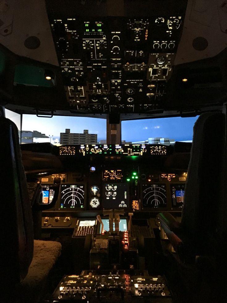 Flight simulator http://harucockpit737.blog.fc2.com/