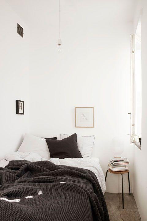 life as a moodboard: scandinavian apartment | retro in restrain