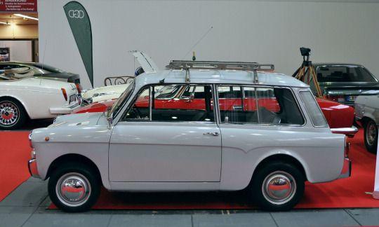 '67 Autobianchi Panoramica
