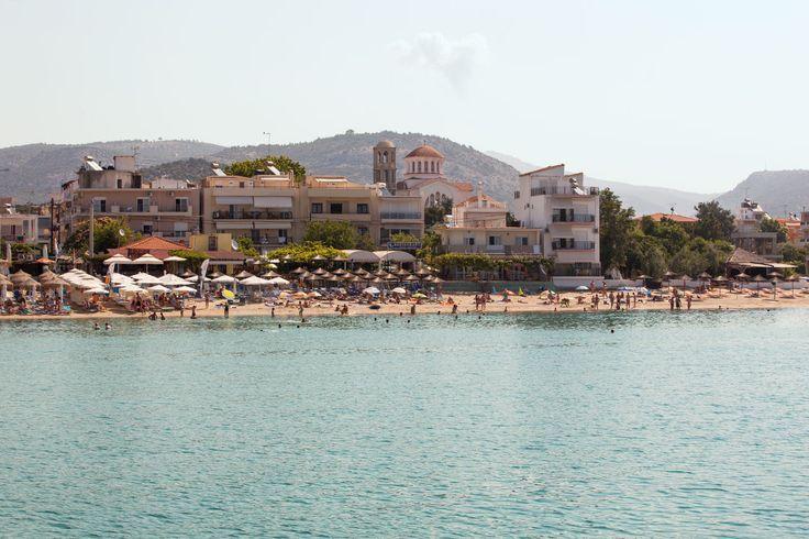 Viihtyisällä Potoksella asut rannan lähellä. #Thassos #Kreikka #Greece #travel #beach #matka #loma #tjäreborg #letsgo #parhaatviikot