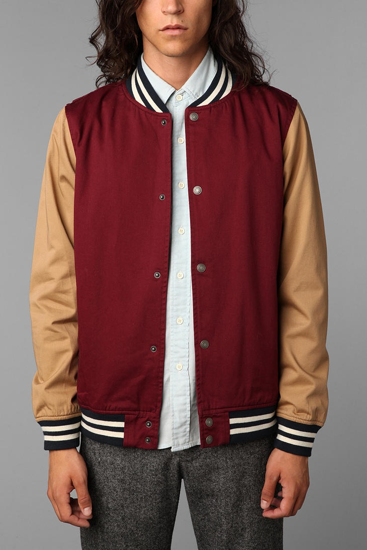 Hawkings McGill Colorblock Golf Jacket. On sale right now too. #UrbanOutfitters