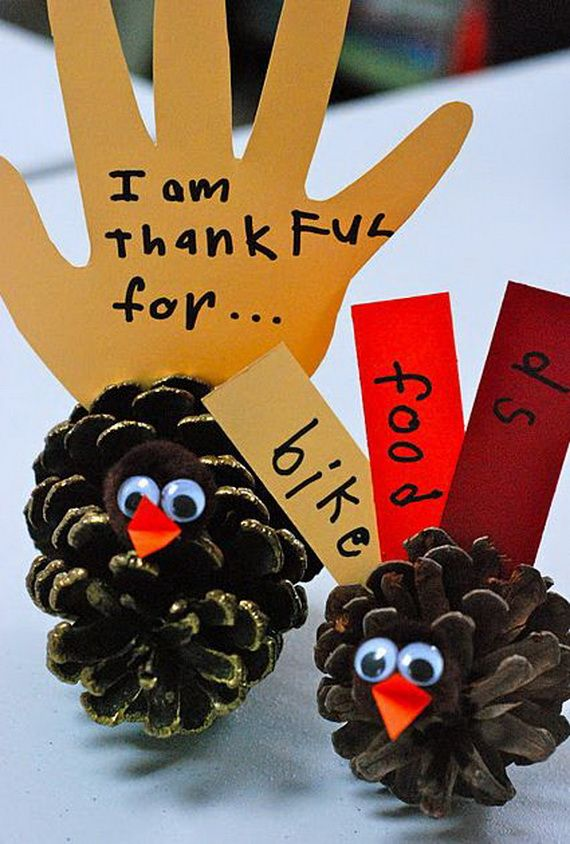 Thanksgiving is an important day for families and friends to get together. It's the time to say your prayers to God and thank the Almighty for what you have - WWW.ParentingHealthyBabies.com