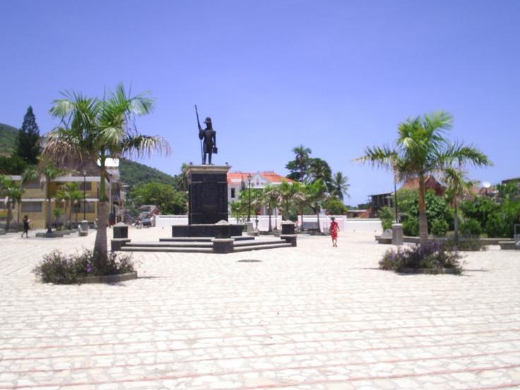 Place d'Armes,  Port of Cap Haitian, Haiti