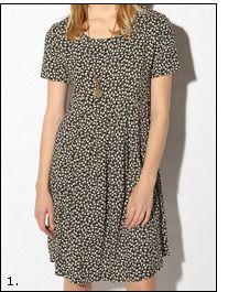 Babydoll dress - A 90s fashion staple