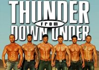 The sexy blokes of Australia's Thunder from Down Under know how to get their audience pumped up from the minute they walk out on stage! Each performer makes a fantasy come true for the excited women in the crowd, whose laughter and sounds of appreciation fill the Thunder showroom. www.partner.viator.com/en/11907/tours/Las-Vegas/Thunder-from-Down-Under-at-the-Excalibur-Hotel-and-Casino-/d684-5518LASTHU