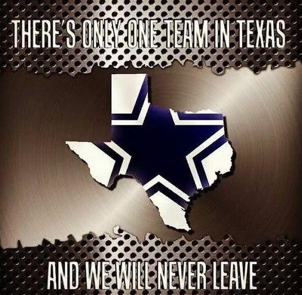 Dallas Cowboys #TexasTeam #AmericasTeam
