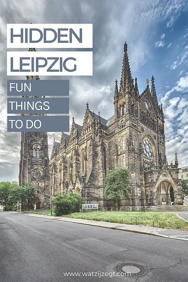 Hidden Leipzig: De verborgen city spots van Leipzig