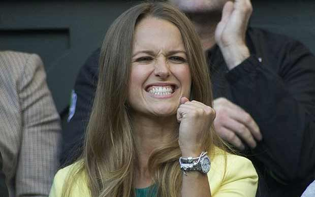 After Andy Murray's girlfriend Kim Sears said Jilly Cooper is her favourite   author, Cooper is to return the favour and send her a book.