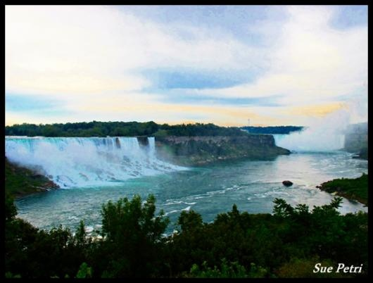 Niagara Falls Photo 11x14 ... from 'SuePetriPhotos' on Lilyshop for $35.00